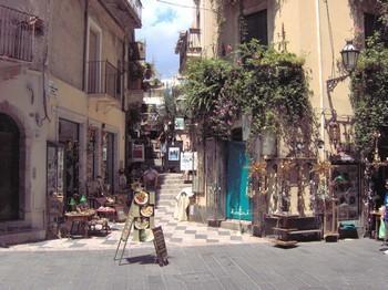 Taormina corso umberto - Office de tourisme sicile ...